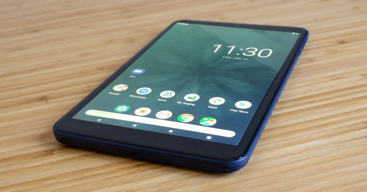 Review: Walmart's $64 tablet is a pleasant surprise in a non-descript package