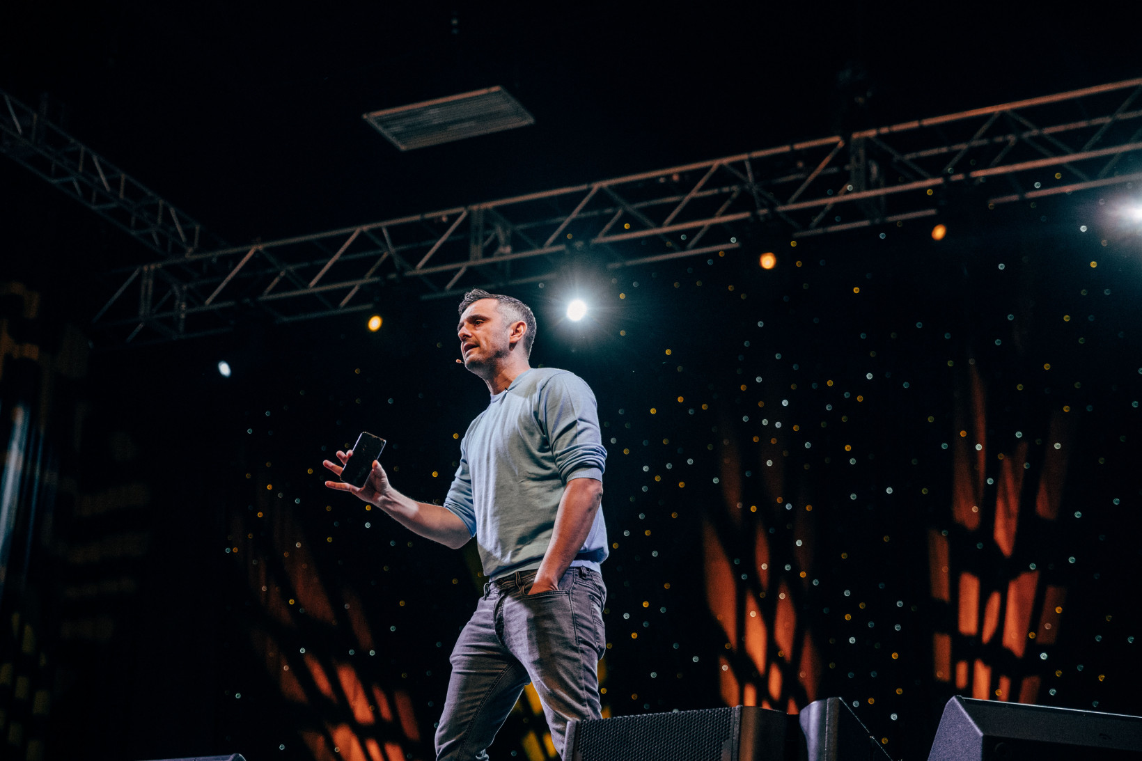 Why Gary Vaynerchuk thinks the death of privacy is a good thing