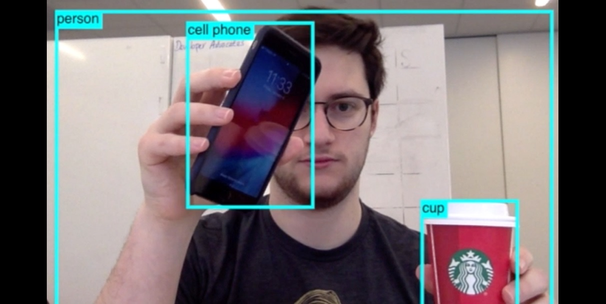 This IBM Code Pattern makes it easy to develop your own object recognition AI
