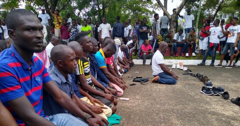 Facebook, Twitter and major social media sites blocked amid Liberian anti-corruption protest