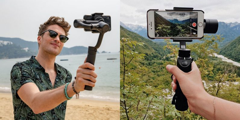 Capture better video on your smartphone with this sub $100 gimbal