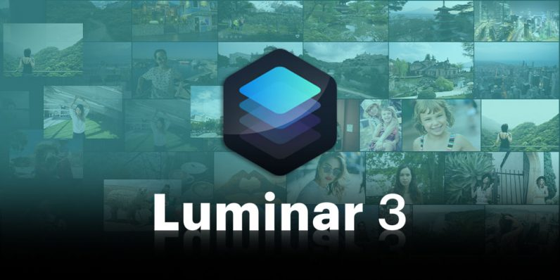 Luminar 3 brings AI to photo editing, and it's nearly half-off today.