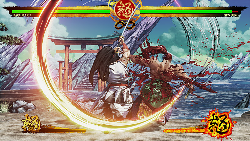 Samurai Showdown features an interesting AI system to create 'ghosts' that learn from your play style