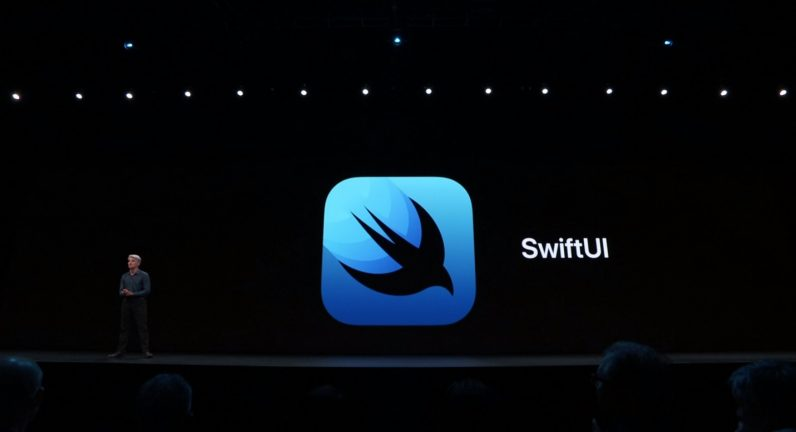 SwiftUI is an expressive UI framework for iOS, MacOS, and more
