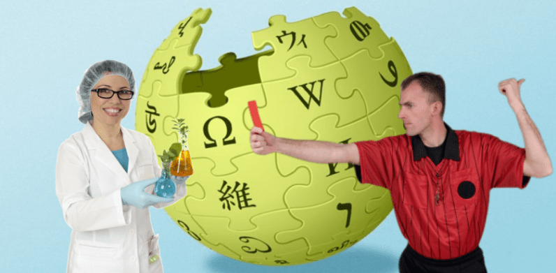 Wikipedia bios for women scientists are more likely to be flagged for removal