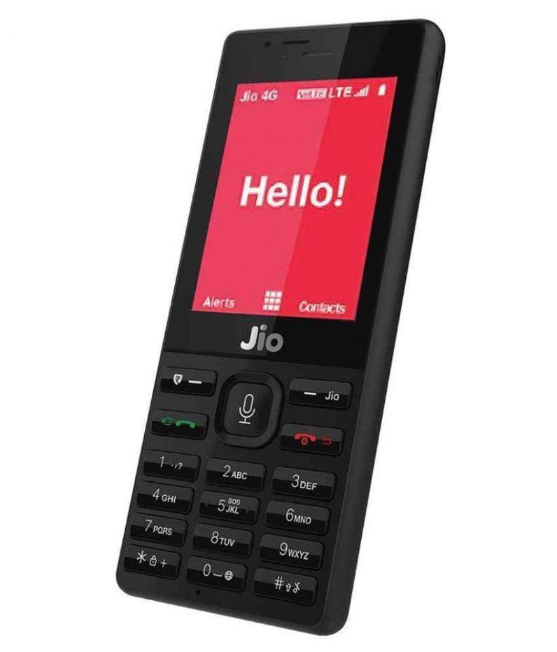 Reliance's JioPhone