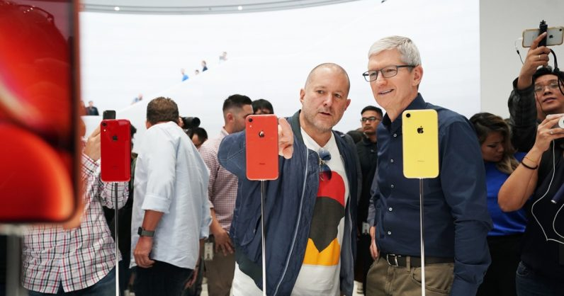 Apple's Tim Cook denies his disinterest in design led to Ive's departure
