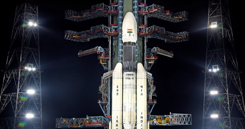 "India's ambitious Chandrayaan-2 launch delayed due to ""technical snag"" (Updated)"