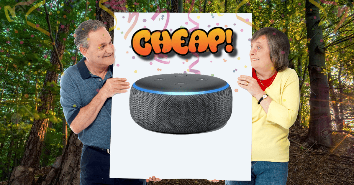 PRIME CHEAP: At $22, who cares if the Echo Dot is spying on you?