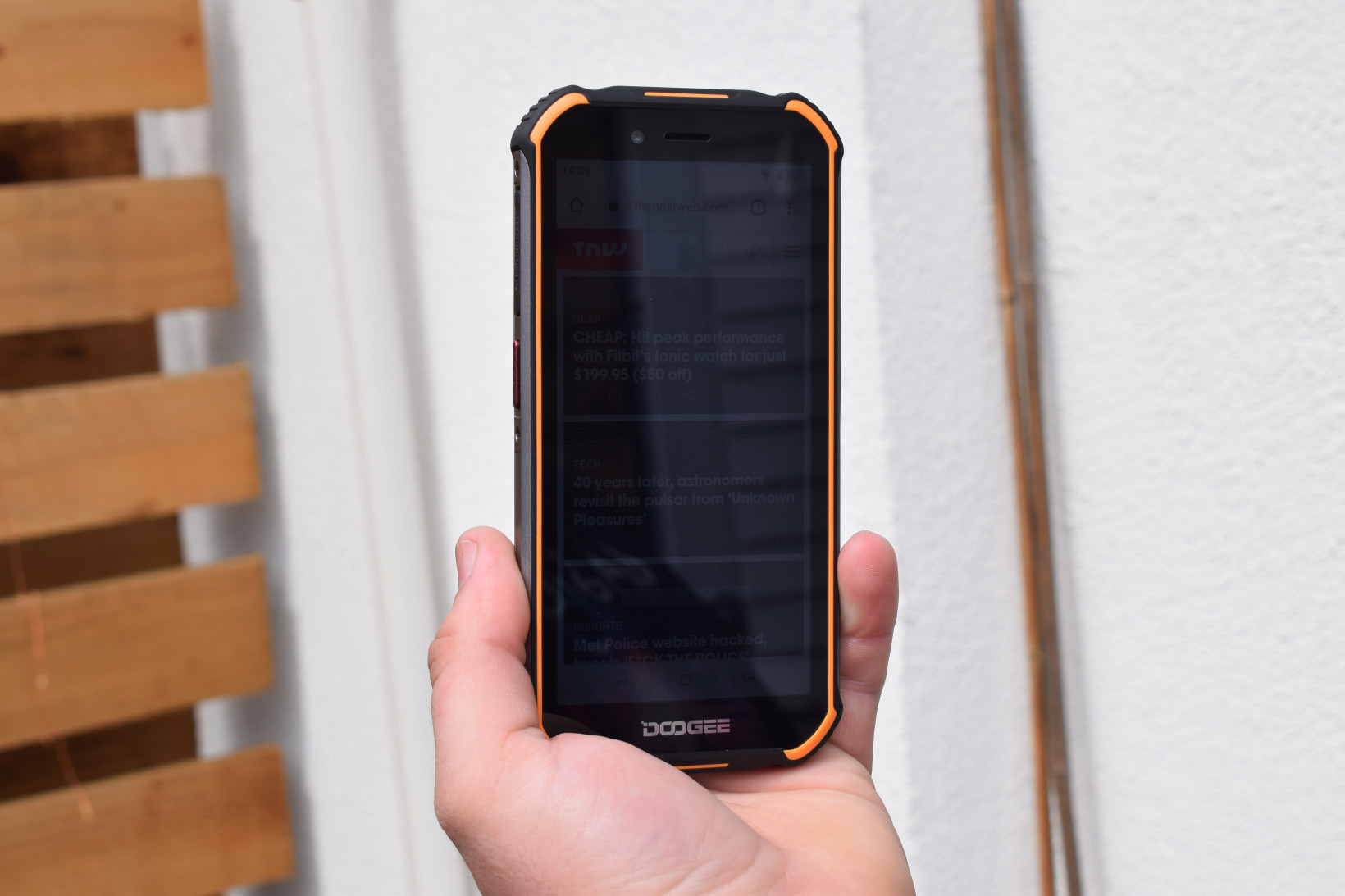 Review: The Doogee S40 is a rugged phone you'll want to
