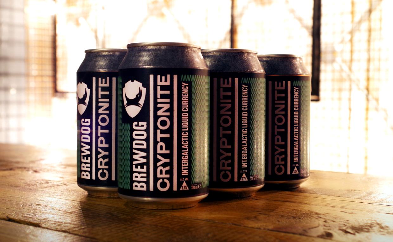 Beer, brewdog, beer, bitcoin, cryptocurrency, cryptonite, blockchain