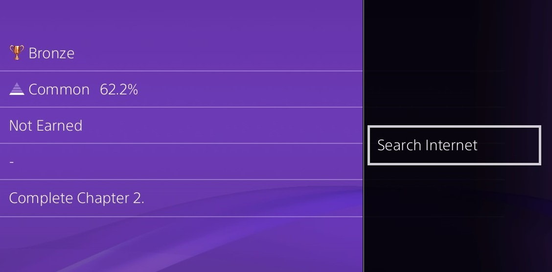 How to use the PlayStation 4's hidden trophy reveal (and other tricks)