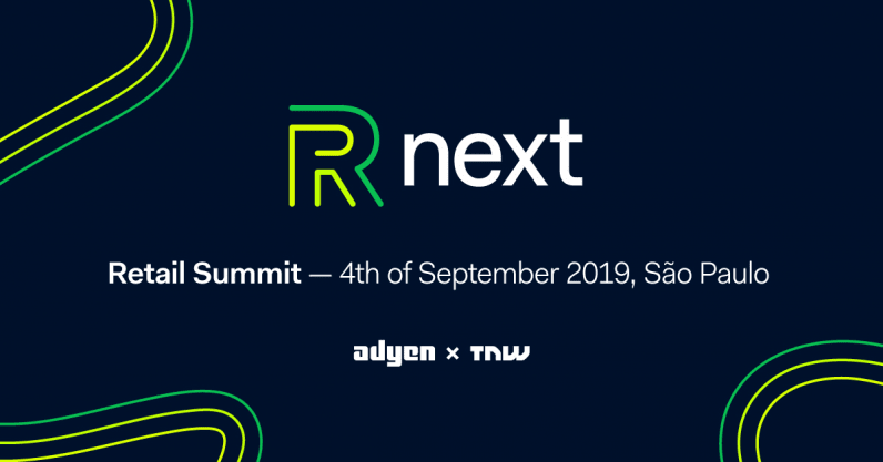 Rnext 2019: Join TNW and Adyen in Brazil