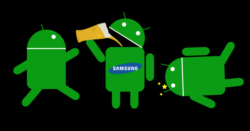 10+ million Android users installed a fake Samsung update app (Updated)