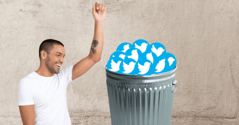 Here's how to delete or deactivate your Twitter account