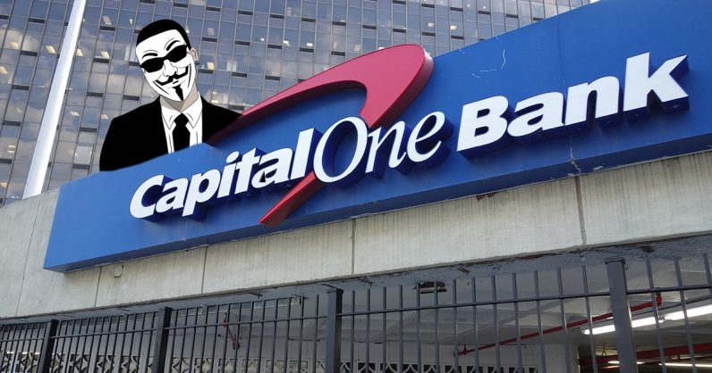 Image result for Capital One data breach