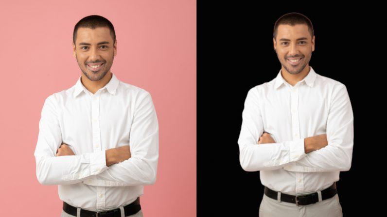 3 простих способи видалення фонів із зображень