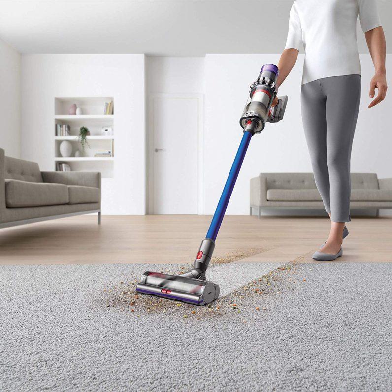 dyson v11 cleaner floor