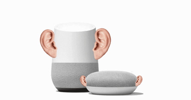 Google contractors are secretly listening to your Assistant recordings