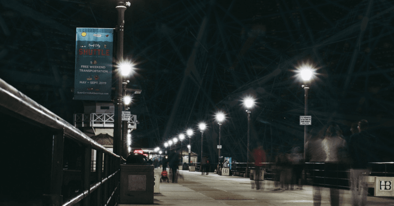 The future of the internet is… streetlights?
