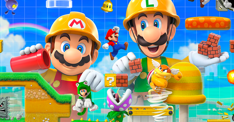 Review: Super Mario Maker 2 is an infinite source of joy