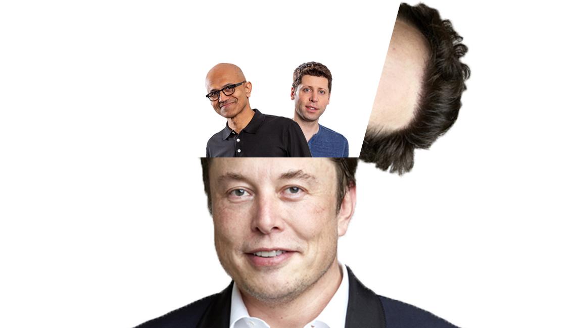 Microsoft sinks $1B into Elon Musks' OpenAI
