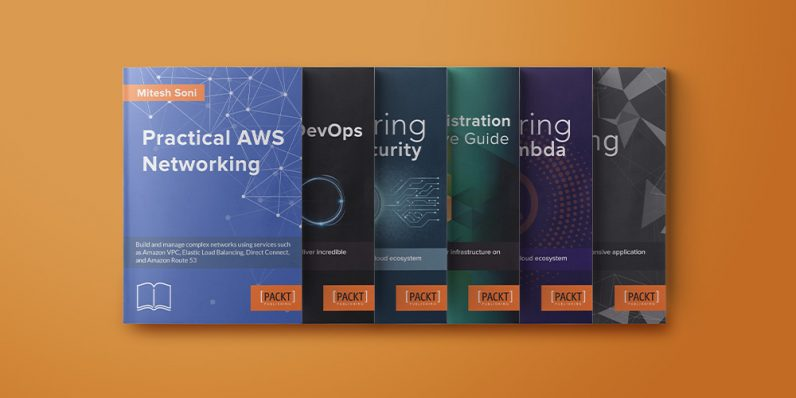 Pay what you want for these AWS eBooks and kickstart a new career