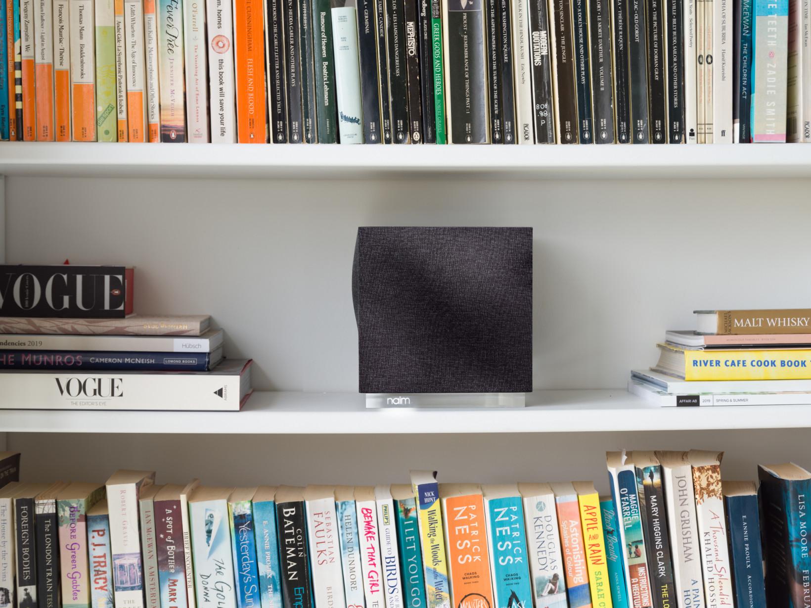 The Naim Mu-so Qb 2 is a compact streaming speaker for