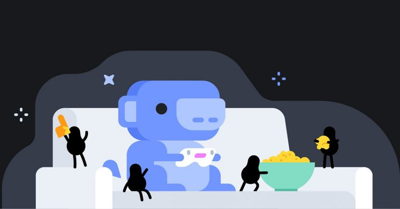 Discord is adding built-in gameplay streaming to its voice channels