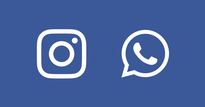 Instagram and WhatsApp get a 'from Facebook' stamp to remind you who's boss