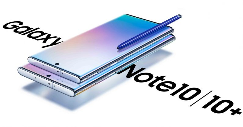 Leak: Samsung's Note 10 will be 'a pro studio in your pocket' with new video tricks ...