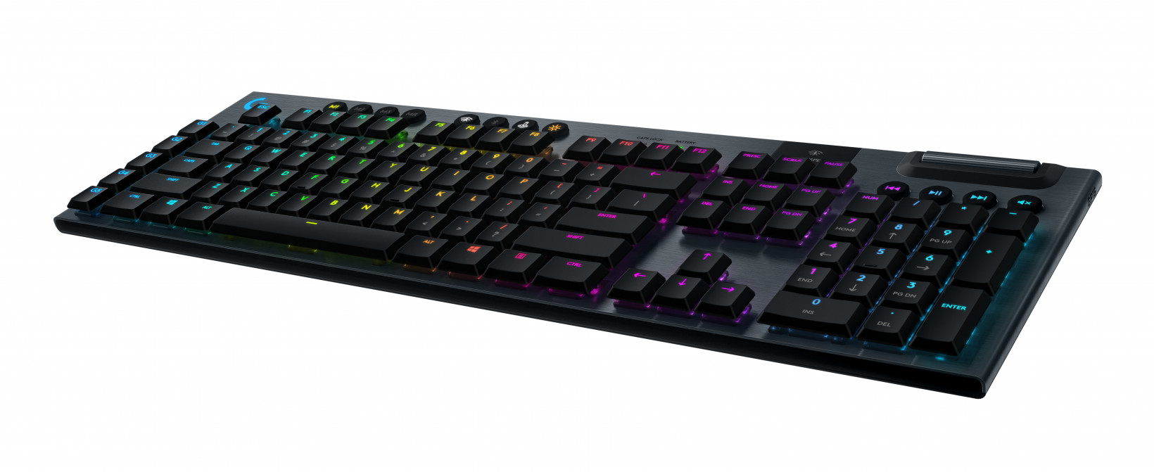 Logitech G debuts gorgeous new G815 and G915 mechanical