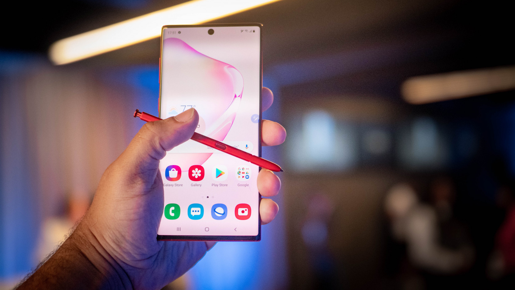 Samsung's Note 10+ has the best camera and display, say DxOMark and DisplayMate