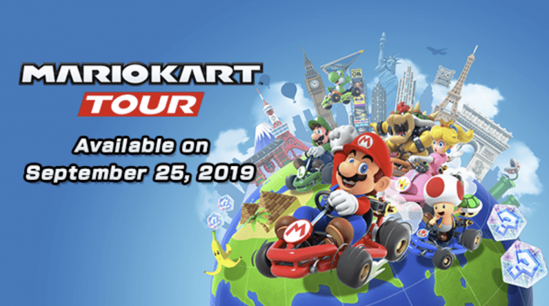 Mario Kart Tour arrives on your phone September 25