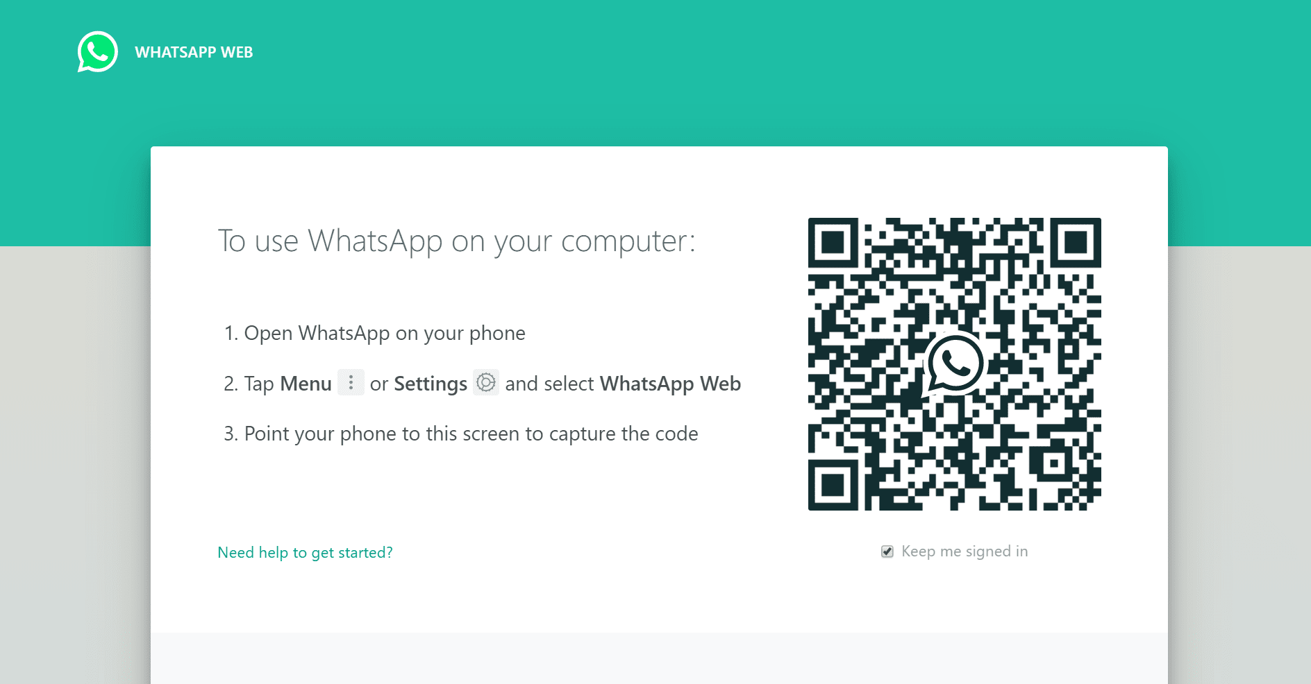 How To Use Whatsapp On Your Pc
