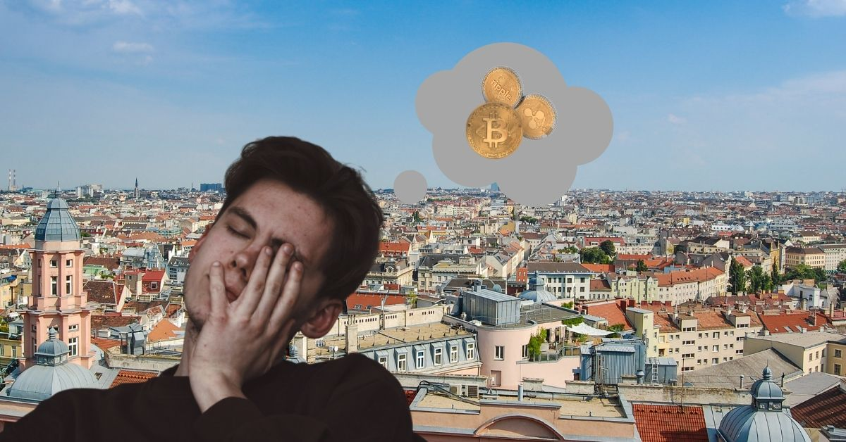 ING survey ironically finds Austrians are skeptical of Bitcoin