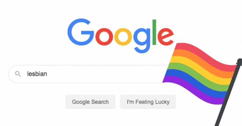 Google tweaks algorithm to show less porn when searching for 'lesbian' content