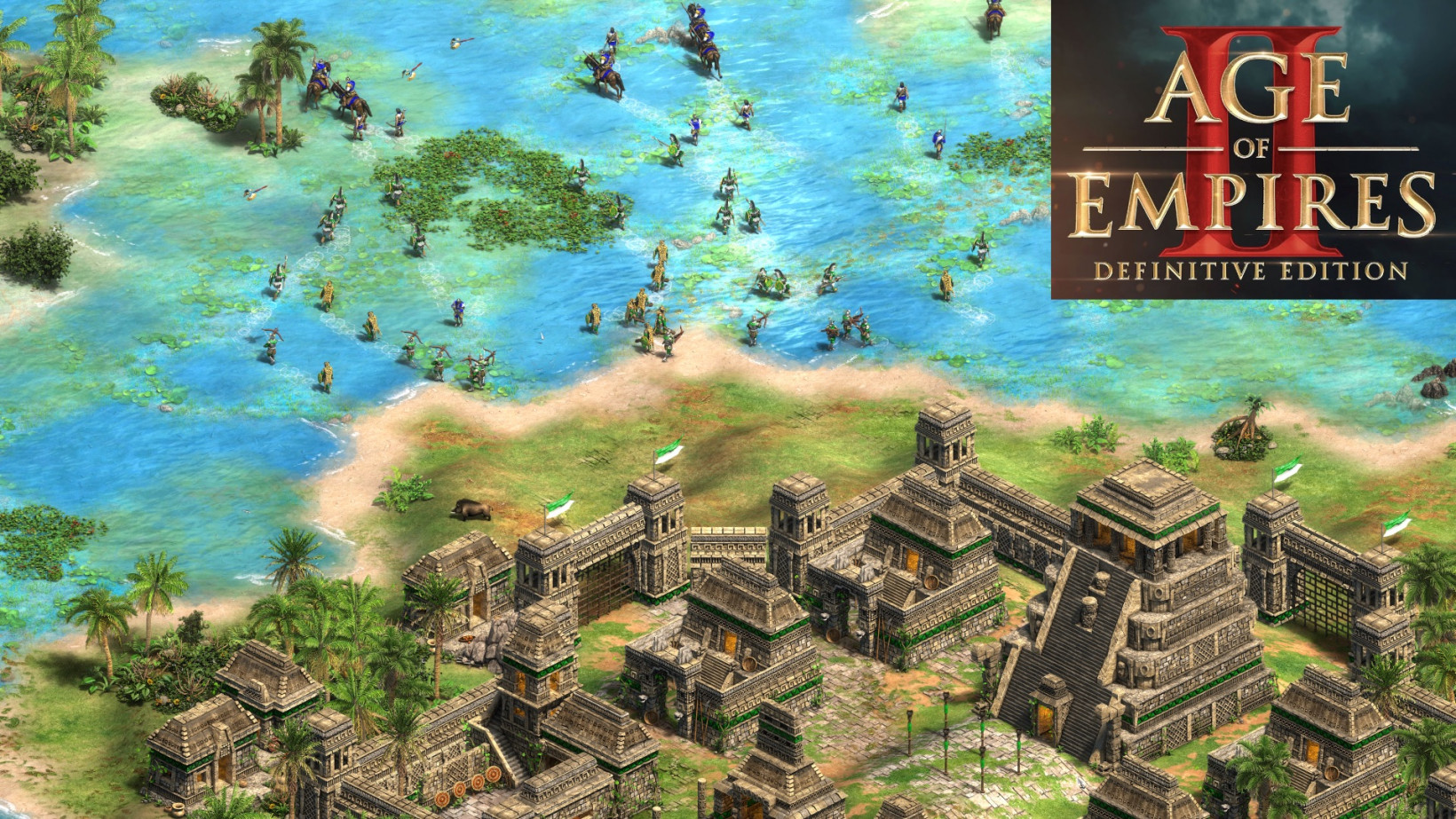 Age of Empires II: Definitive Edition is arriving on November 14