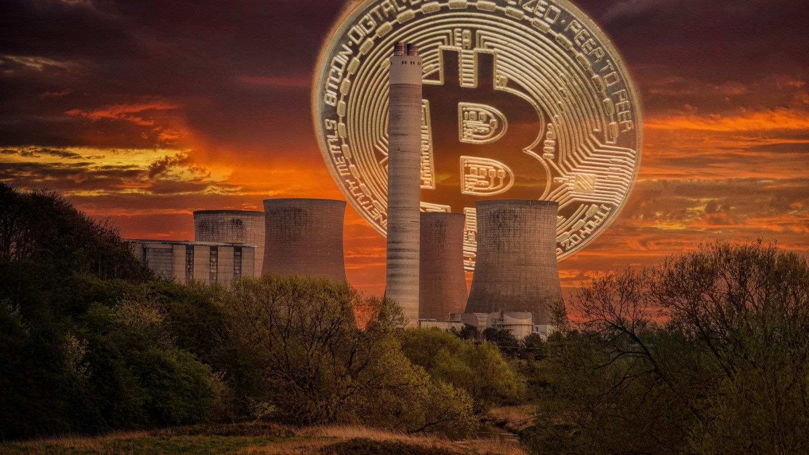 Thief jeopardizes state secrets by using nuclear power plant to mine cryptocurrency