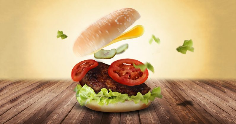 Lobbying group takes out full-page ads to prove Beyond Meat's veggie burger is unhealthy — ...