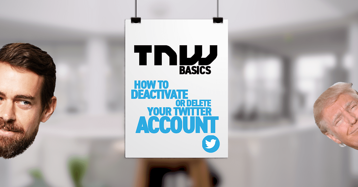 Video: Burn in hell, Twitter — a guide on deleting or deactivating your account