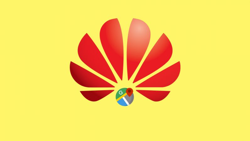 Huawei might be working on its own version of Google Maps