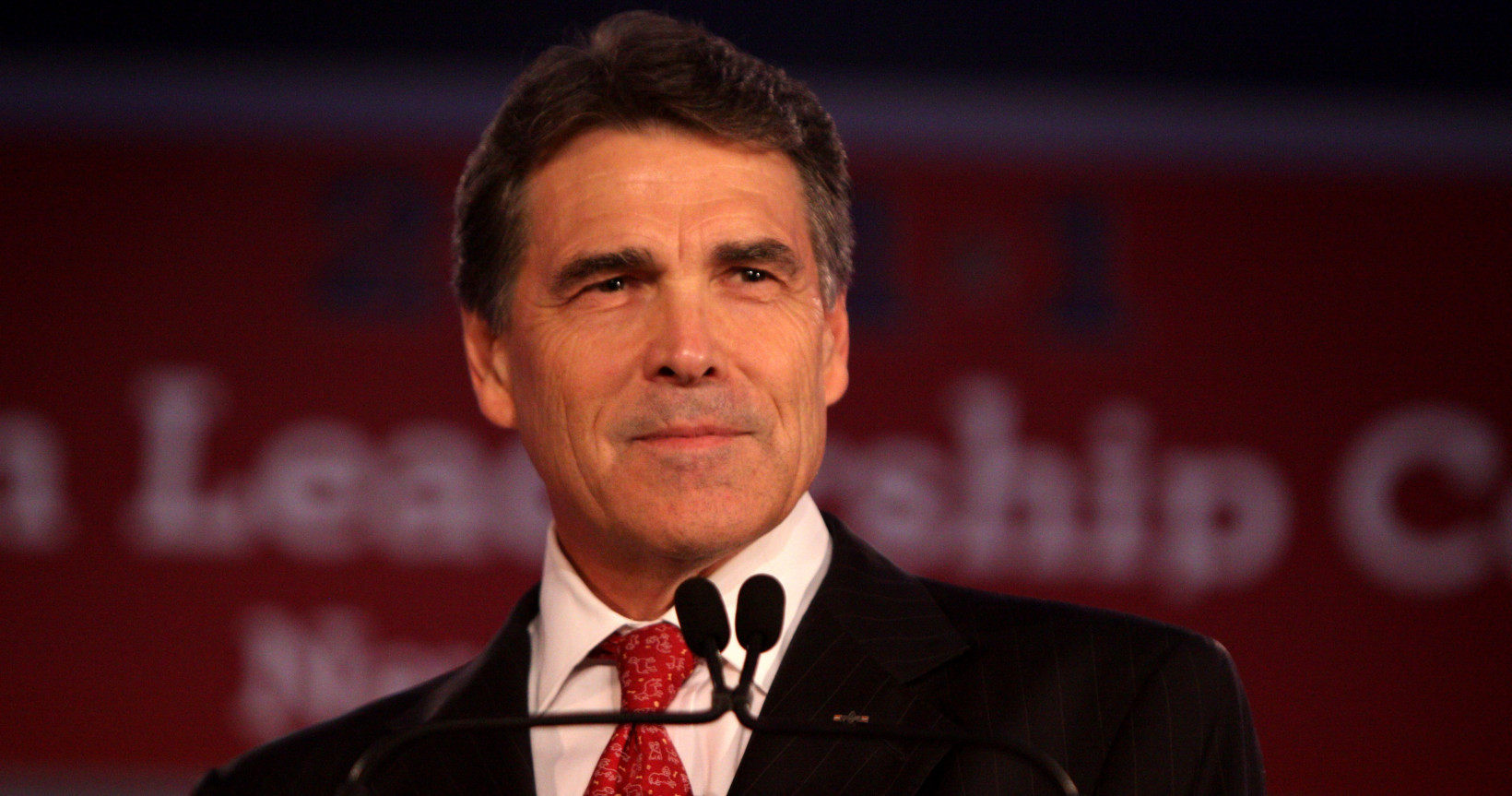 Former Texas Governor Rick Perry fell for an old-school Instagram hoax