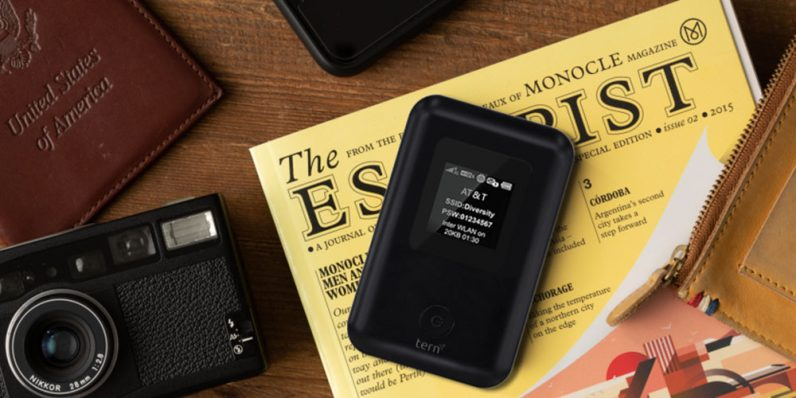 Meet the data connection device that works globally—and it's $70 off