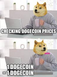 Doge, dogecoin, prices, stability