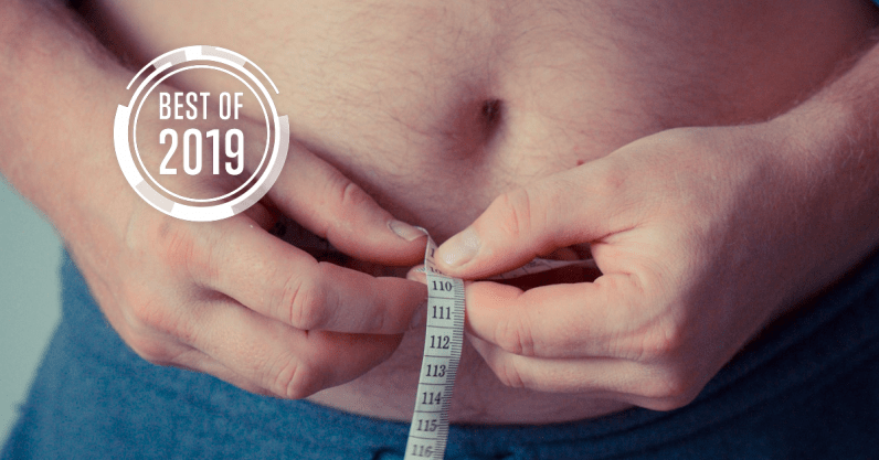 [Best of 2019] Researchers have invented a method to prevent (or reverse) obesity