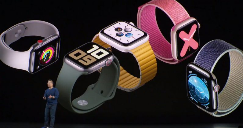 Apple Watch Series 5 Launched with Always on Display; Starting at $399