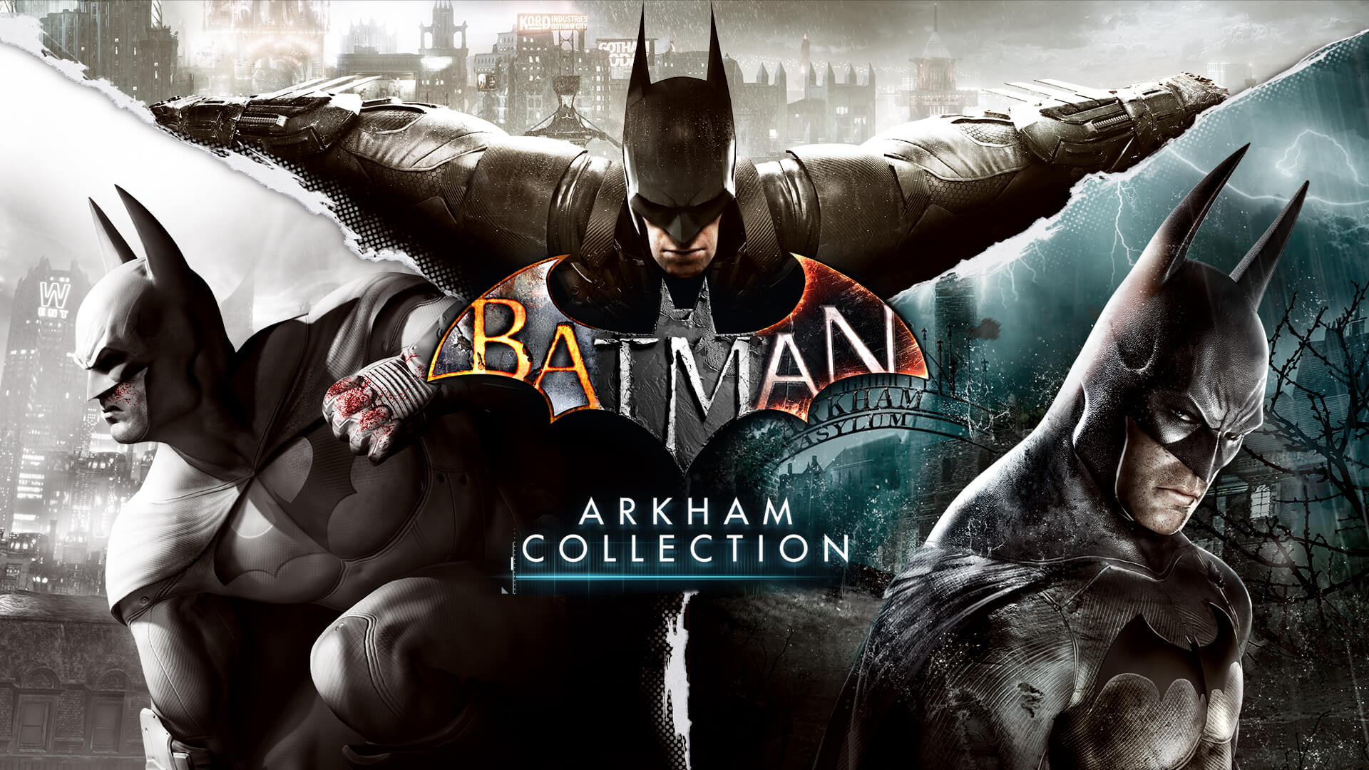 You don't want to miss this solid collection of Batman games developed by Rocksteady Studios