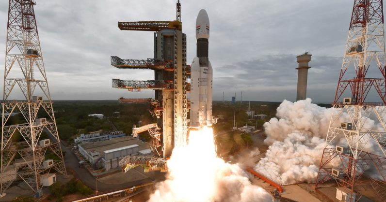 What happened to India's Chandrayaan-2 moon mission?