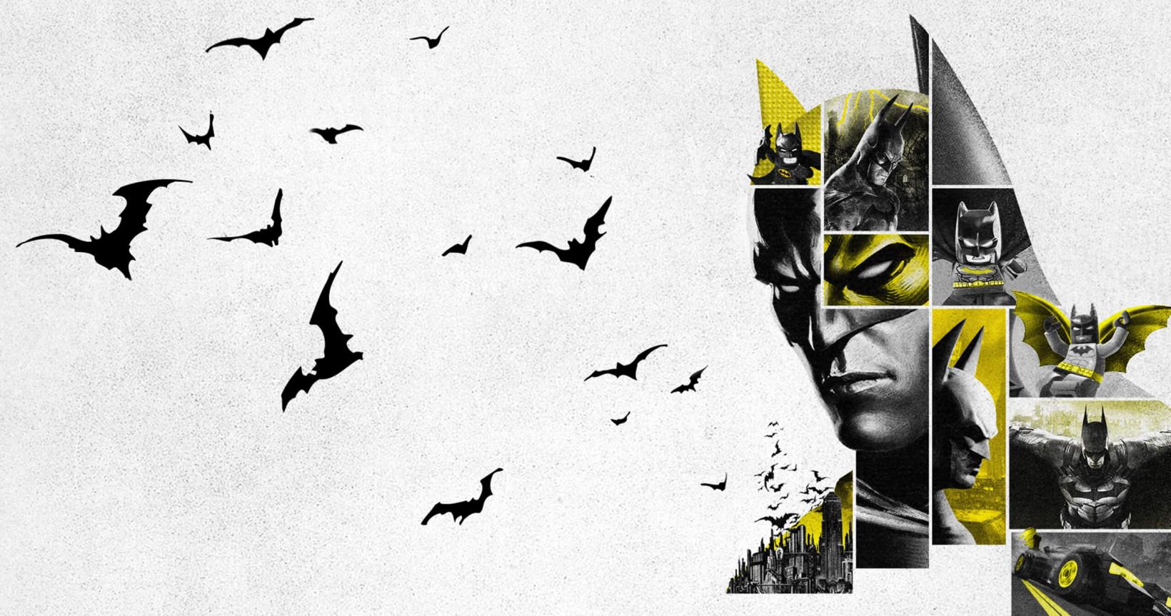 Score 6 fantastic Batman PC games for free